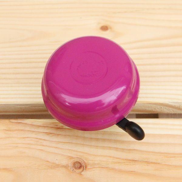 Звонок для велосипеда it`s my!bike ПурпурныйОтдых и хобби<br>Звонок для велосипеда it`s my!bike Пурпурный<br>Размер: None; Объем: None; Материал: Сталь; Цвет: Розовый;