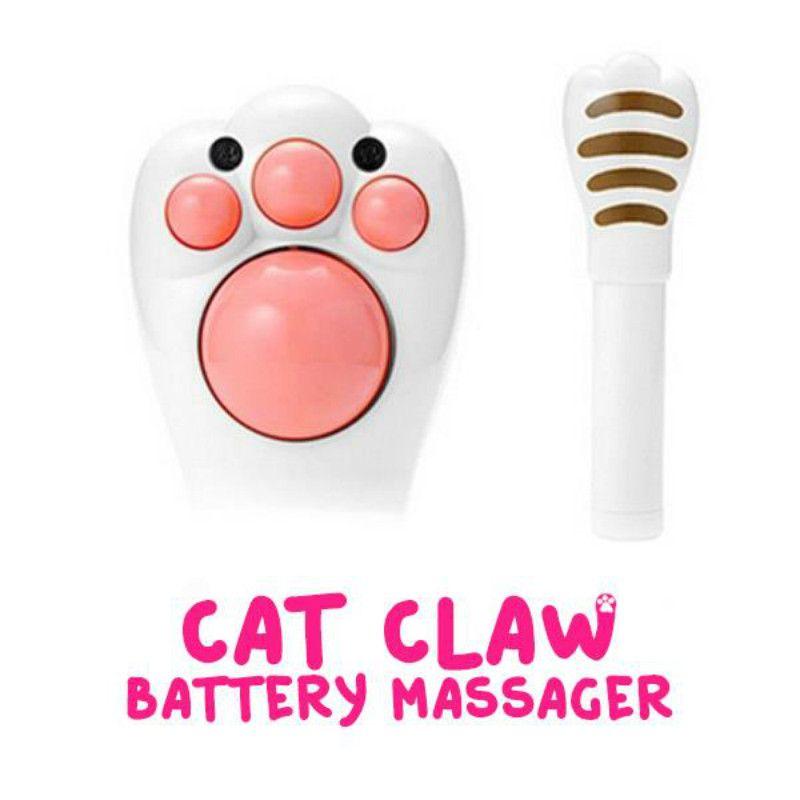 Массажер Кошачья лапка Catlike Massage СерыйПодарки<br>Мяу массаж - лучший подарок, если не кому спинку почесать.<br>Размер: 20 х 4 х 4 см; Объем: None; Материал: Пластик ABS; Цвет: Серый;