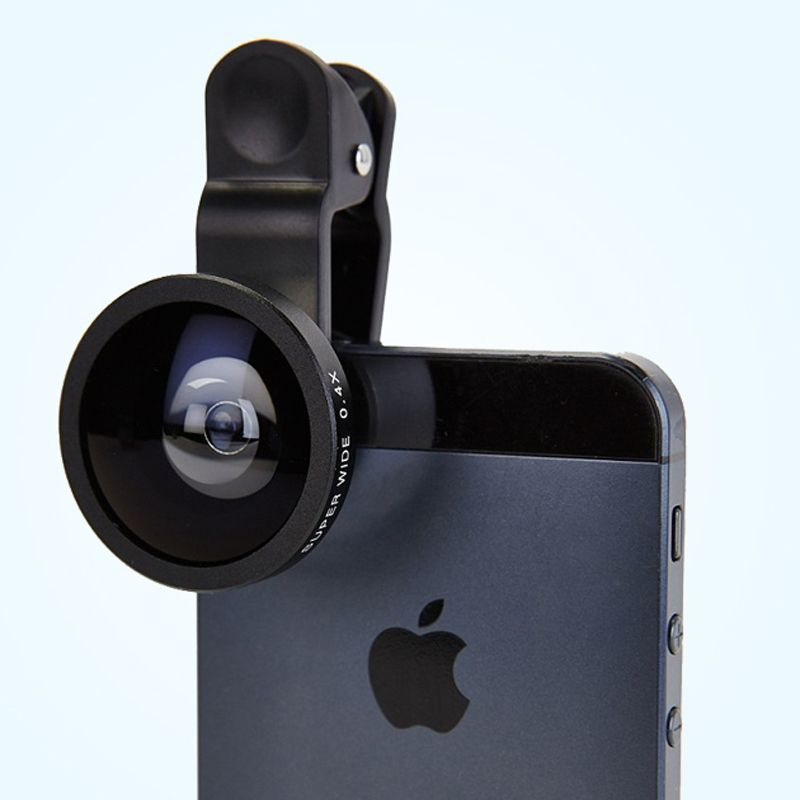 Широкоугольная линза для смартфона Wide Angle Selfie Lens от 610 руб