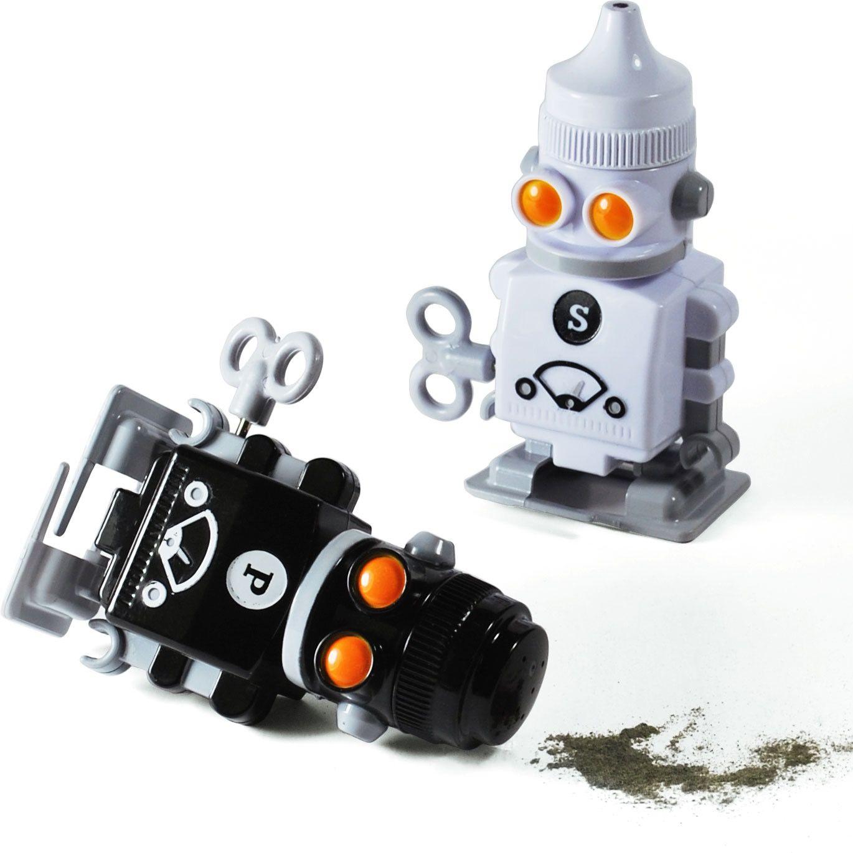 """Заводной набор для специй """"Роботы"""" (Bots)"""