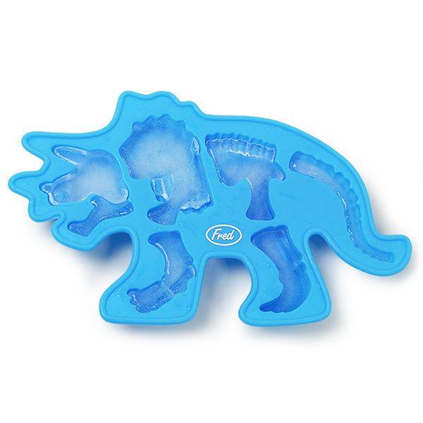 Форма для льда Динозавр FOSSILICED (Синяя)Подарки<br>Форма для льда Динозавр FOSSILICED (Синяя)<br>Размер: None; Объем: None; Материал: Силикон; Цвет: Синий;