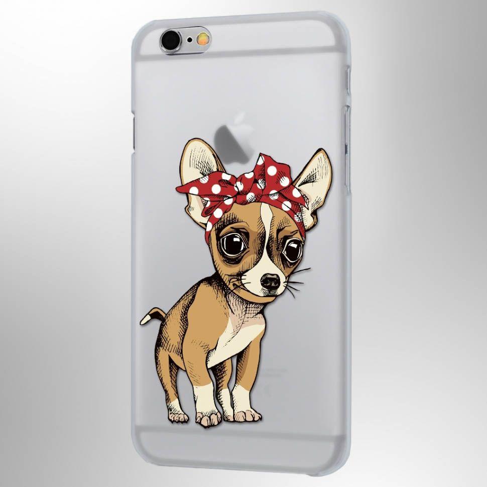 Чехол Питомцы (Чихуахуа) iPhone 7Подарки<br>Ваша маленькая собачка на любом смартфоне. Создатель рекомендует носить с защитной пленкой для дисплея, чтобы не повредить такой практичный подарок.<br>Размер: None; Объем: None; Материал: Пластик; Цвет: Комбинированный;