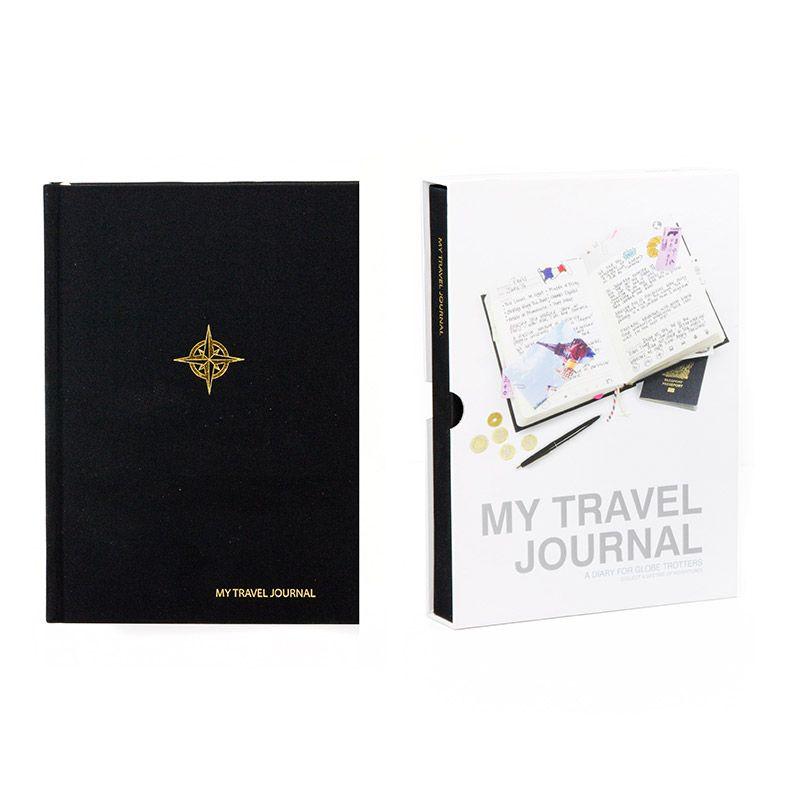 Журнал путешественника My travel черныйКарты путешественника<br>Журнал путешественника My travel черный<br>Размер: 869 гр; Объем: None; Материал: None; Цвет: Черный;