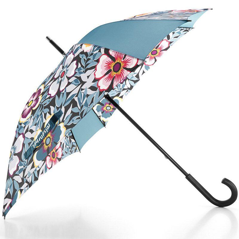 Зонт трость Umbrella flowerПодарки<br>Зонт трость с модным принтом.<br>Размер: 80 х 95 х 80 см; Объем: None; Материал: Полиамид; Цвет: None;