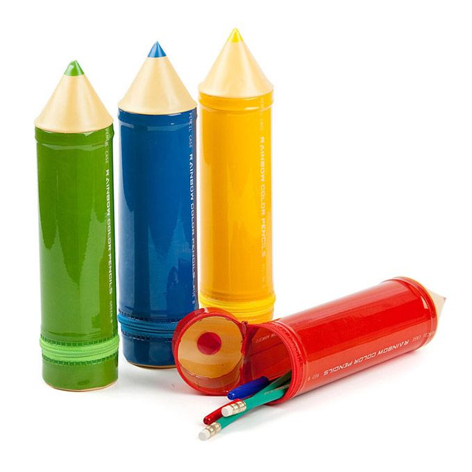 Пенал XL Pencil (красный)
