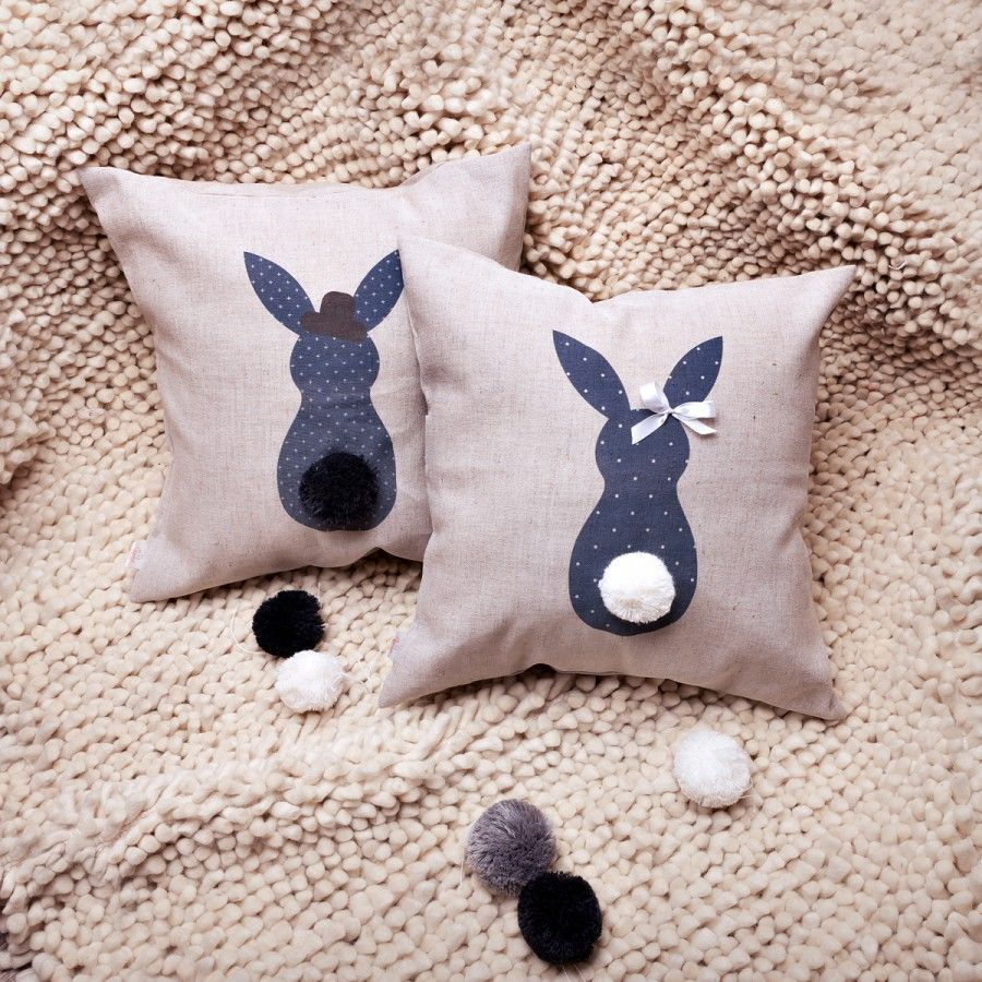 Подушка декоративная Кроль с хвостом мальчик