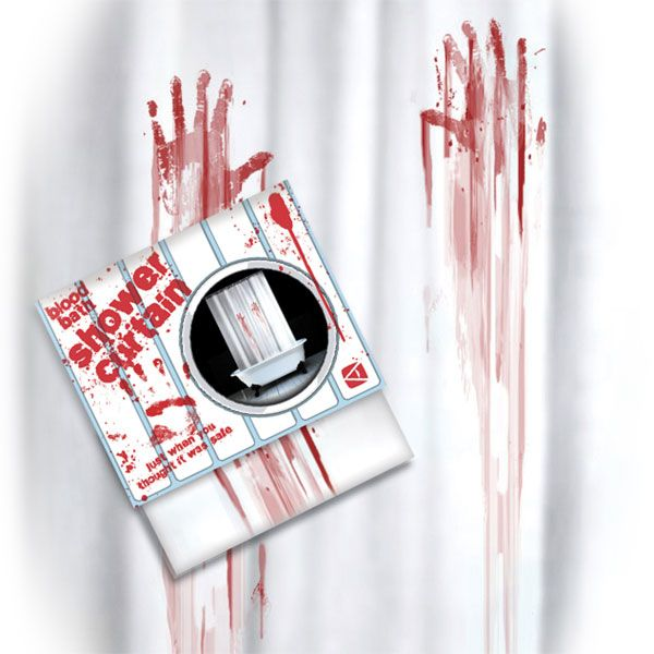 Шторка для ванны - Привет от ХичкокаПодарки<br>Занавеска для ванны Привет от Хичкока<br>Размер: None; Объем: None; Материал: None; Цвет: Белый;