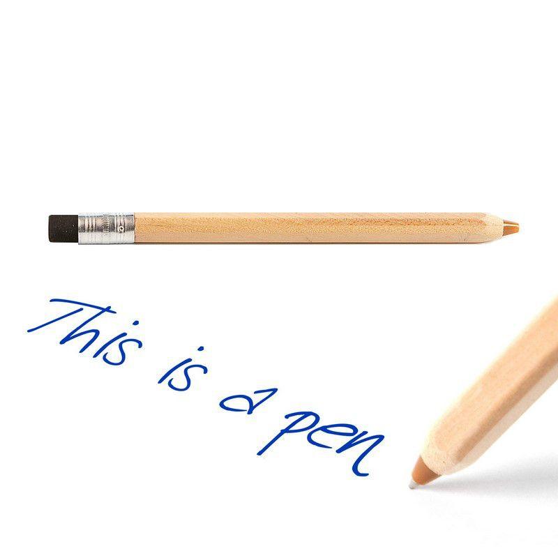 Ручка шариковая Cache чернаяПисьменные принадлежности<br>Ручка шариковая Cache черная<br>Размер: 16 х 16 х 1 см; Объем: None; Материал: Дерево; Цвет: None;
