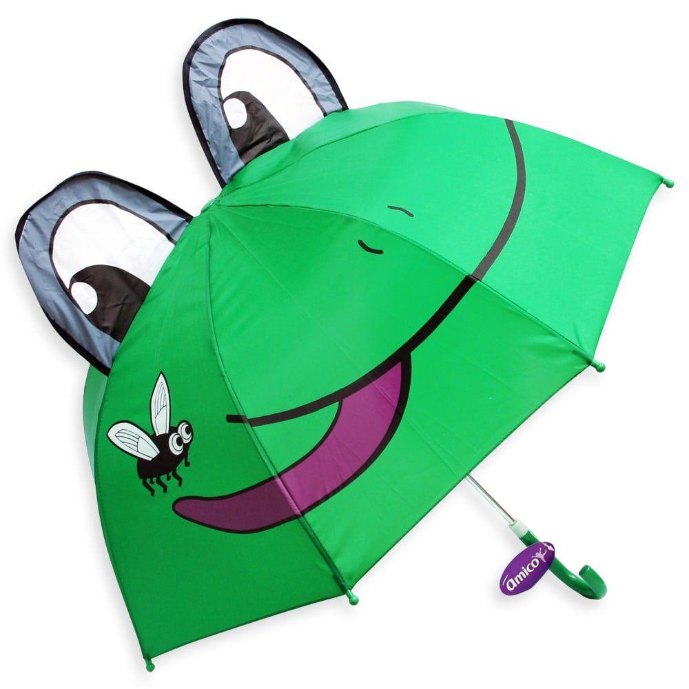 Зонт детский Лягушка