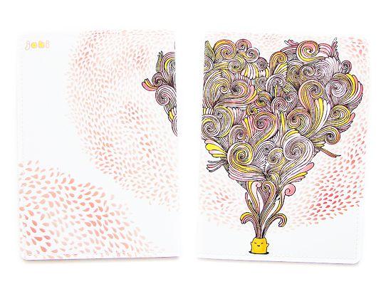 Обложка для паспорта СердцеЛюбимому<br>Обложка для паспорта Сердце<br>Размер: None; Объем: None; Материал: ПВХ; Цвет: Комбинированный;