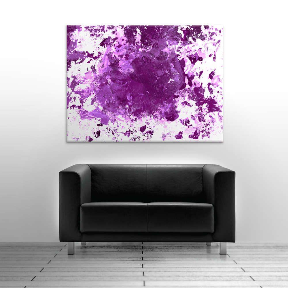 Набор абстрактной живописи Love as Art (Violet)Подарки<br>Набор абстрактной живописи Love as Art (Violet)<br>Размер: None; Объем: None; Материал: None; Цвет: Фиолетовый;