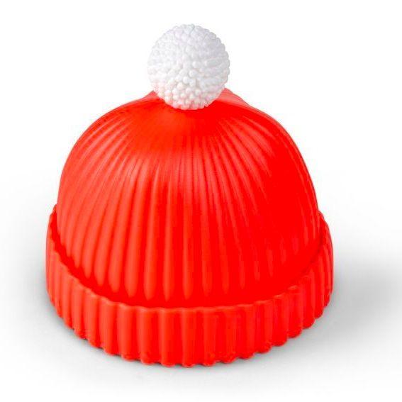Контейнер для хранения Fridge LidПодарки<br>Контейнер для хранения Шапка (Fridge Lid)<br>Размер: None; Объем: None; Материал: Полипропилен; Цвет: Красный;
