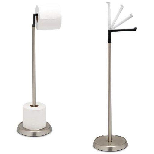 Держатель для туалетной бумаги Ply чёрныйПодарки<br>Держатель для туалетной бумаги Ply чёрный<br>Размер: 20 х 58 х 17 см.; Объем: None; Материал: Металл; Цвет: Черный;