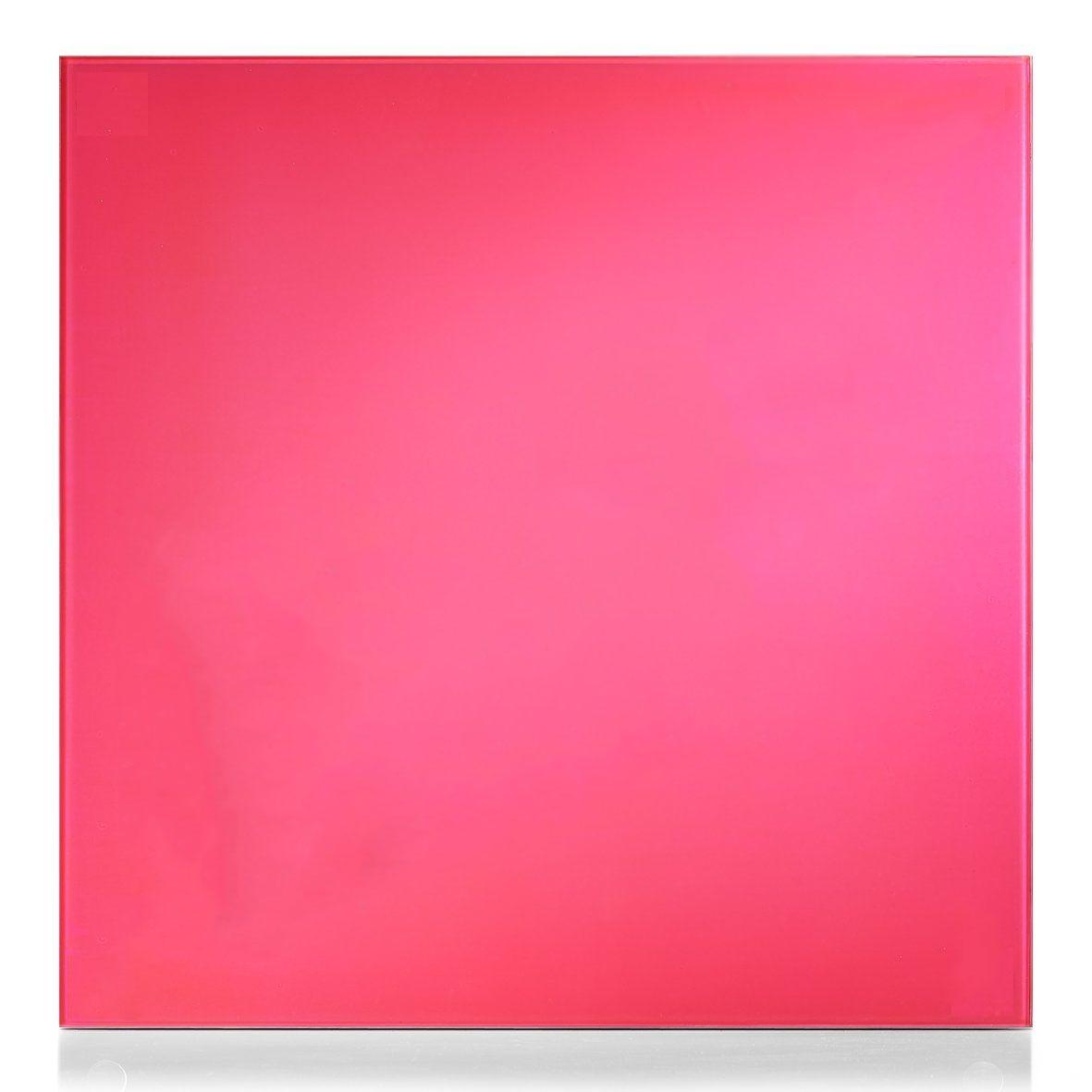 Стеклянная магнитно-маркерная доска Розовая AskellПодарки<br>Стеклянная и очень яркая доска.<br>Размер: 45 х 45 см; Объем: None; Материал: None; Цвет: Розовый;