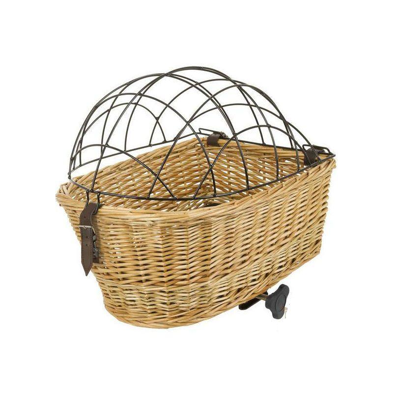 Велосипедная корзина для животных на багажник от 5 210 руб
