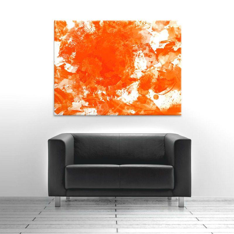 Набор абстрактной живописи Love as Art OrangeГостиная<br>Набор абстрактной живописи Love as Art (Orange)<br>Размер: None; Объем: None; Материал: Бумага; Цвет: Оранжевый;