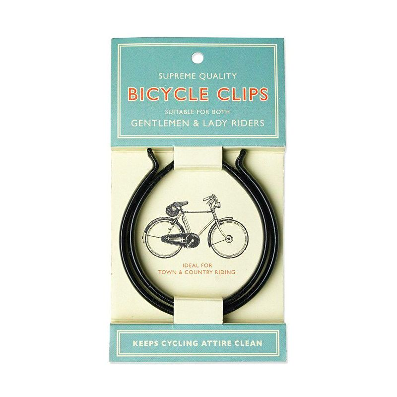 Зажимы для брюк Bicycle ClipsПодарки<br>Зажимы  для брюк всегда пригодятся для велосипедиста.<br>Размер: None; Объем: None; Материал: Металл, пластик; Цвет: None;