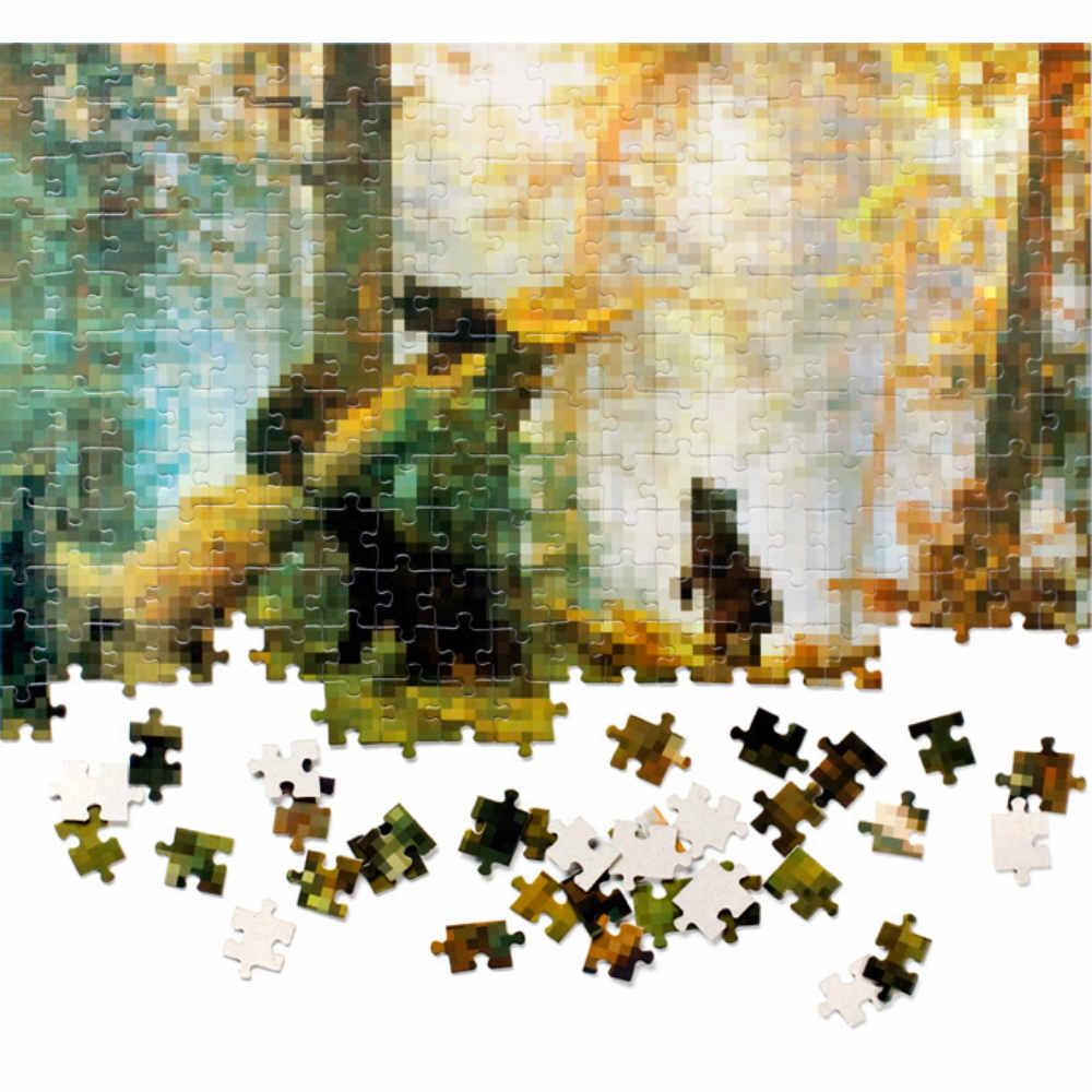 Пазлус Пикселюс Утро в сосновом лесуПодарки<br>Пазлус Пикселюс Утро в сосновом лесу<br>Размер: 15 x 14.5 x 15 см.; Объем: None; Материал: Картон; Цвет: None;