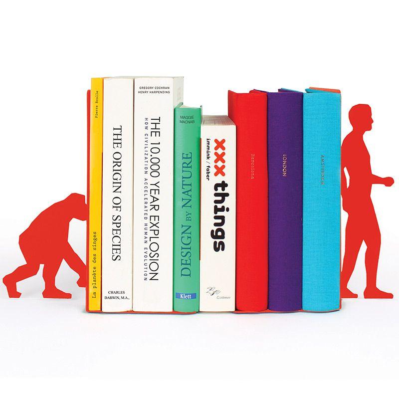 Ограничитель для книг Evolution красныйПодарки<br>Ограничитель для книг - намек на вашу эволюцию. Ограничитель для книг Evolution красный - это очень практичная и весьма удобная вещь, предназначенная для оптимального хранения и комфортного структурирования книг. Специальные опоры, изготовленные из металл...<br>Размер: 17.6 х 11 х 0.3 см; Объем: None; Материал: Металл; Цвет: Красный;