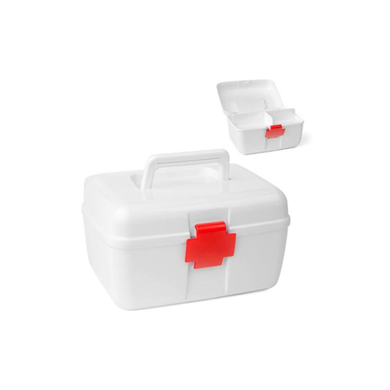 Органайзер для лекарств First-aid
