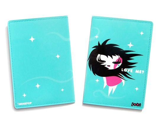 Обложка для паспорта Инди ГерлПодарки<br>Обложка для паспорта Инди Герл<br>Размер: None; Объем: None; Материал: ПВХ; Цвет: Комбинированный;