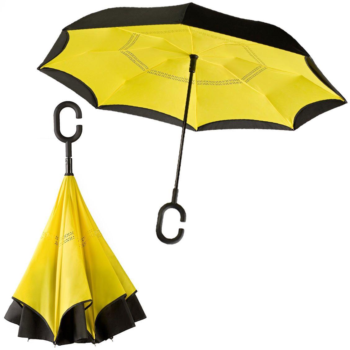 Зонт SmartZont Лимон КлассикПодарки<br>Технологичный зонт SmartZont:<br> 1. Сухой после дождя. Всегда.<br> 2. Стоит сам по себе. Без всякой опоры. <br> 3. Ручка hands free. Свобода движений. <br> 4. Усиленная технология Антиветер. Невозможно сломать. <br> 5. Минимум места для открытия. И для закрытия то...<br>Размер: 86 см; Объем: None; Материал: Стекло; Цвет: Желтый;