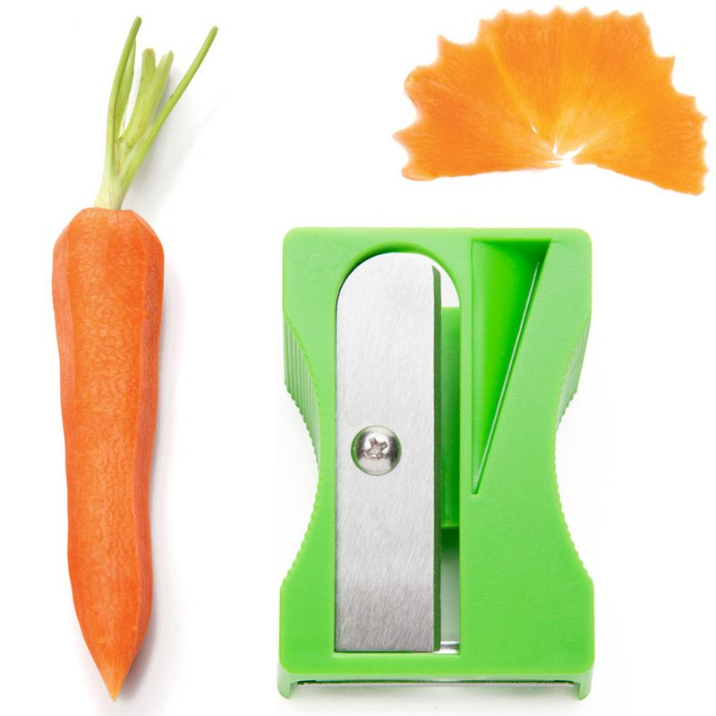 Пилер для овощей Karoto зеленыйДень рождения<br>Пилер для овощей Karoto зеленый<br>Размер: None; Объем: None; Материал: Пластик ABS; Цвет: Зеленый;