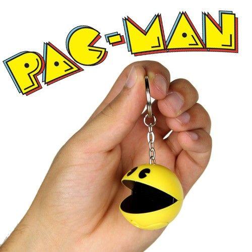 Брелок со звуком Pac-ManСыну<br>Брелок со звуком<br>Размер: 8.5 х 12.5 х 4 см.; Объем: None; Материал: Пластик; Цвет: None;
