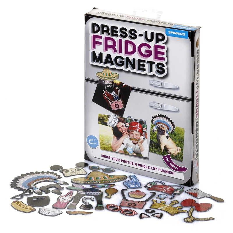 Магниты на холодильник Dress UpПодарки<br>Магниты на холодильник - Отпуск<br>Размер: None; Объем: None; Материал: Магнит; Цвет: None;