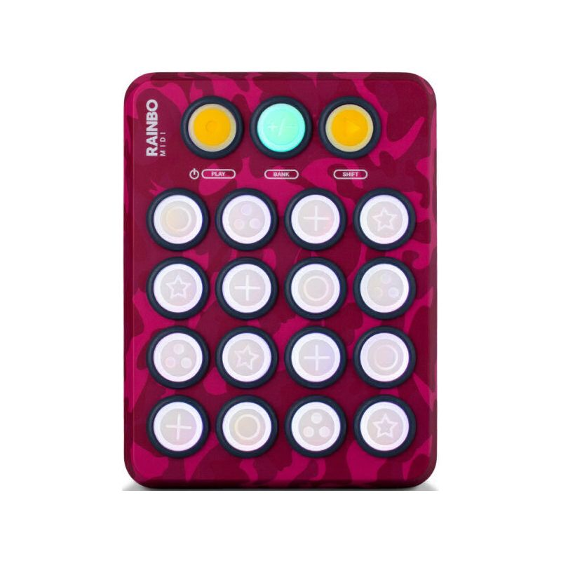 Миди контроллер Rainbo Midi Melody Pops от 5 490 руб