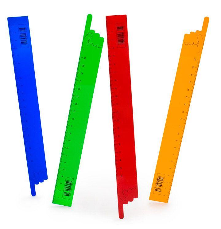 Линейка Линейкус (красный)Канцелярские принадлежности<br>Линейка должна быть креативней хозяина.<br>Размер: 20 см; Объем: None; Материал: Пластик; Цвет: Красный;