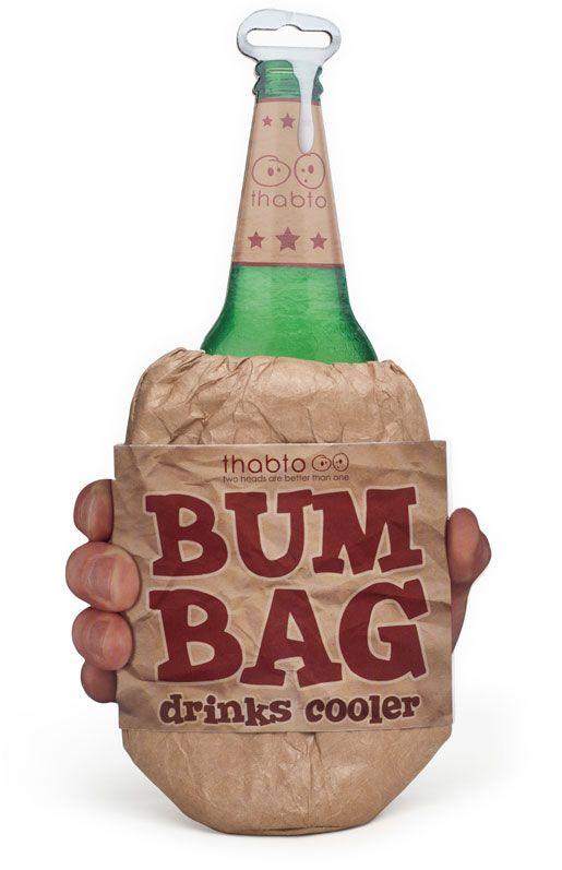 Термопакет Bum BagПодарки<br>Термопакет Bum Bag<br>Размер: None; Объем: None; Материал: Бумага, пластик; Цвет: Бежевый;