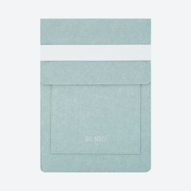 """Вертикальный чехол голубого цвета с крышкой для MacBook 15 """"Pro Retina"""" от 2 200 руб"""