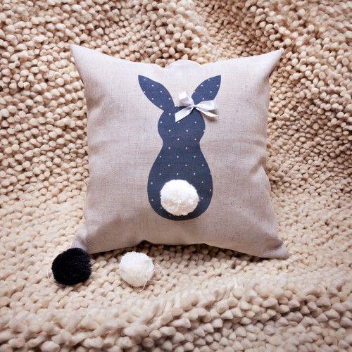 Подушка декоративная Кроль с хвостом девочка