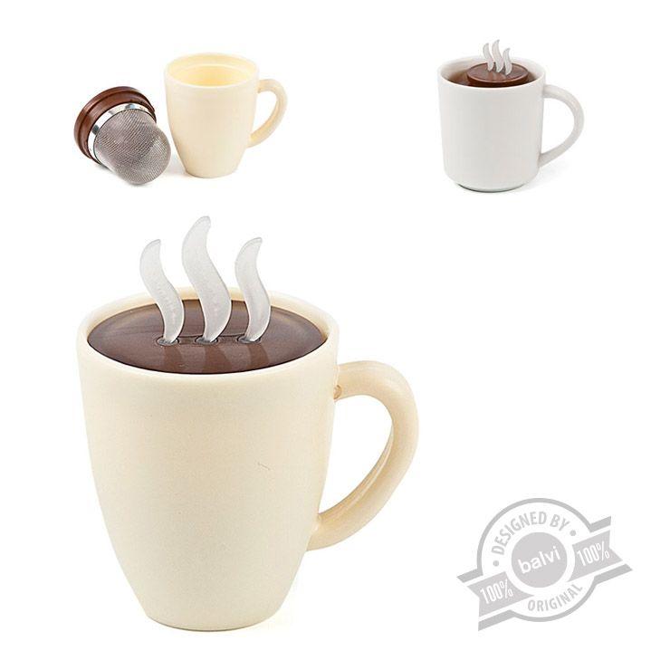 Заварочная емкость Hot TeaПодарки<br>Заварочная емкость Hot Tea<br>Размер: 9 х 7 х 5 см.; Объем: None; Материал: Нержавеющая сталь, пищевой пластик; Цвет: None;