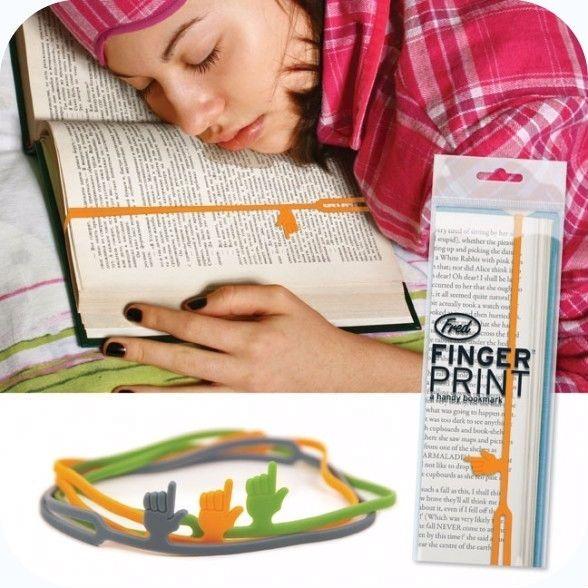 Закладка для книг ПалецЗакладки для книг<br>Закладка для книг укажет где остановиться.<br>Размер: 22 х 1 см; Объем: None; Материал: Силикон; Цвет: Зеленый;