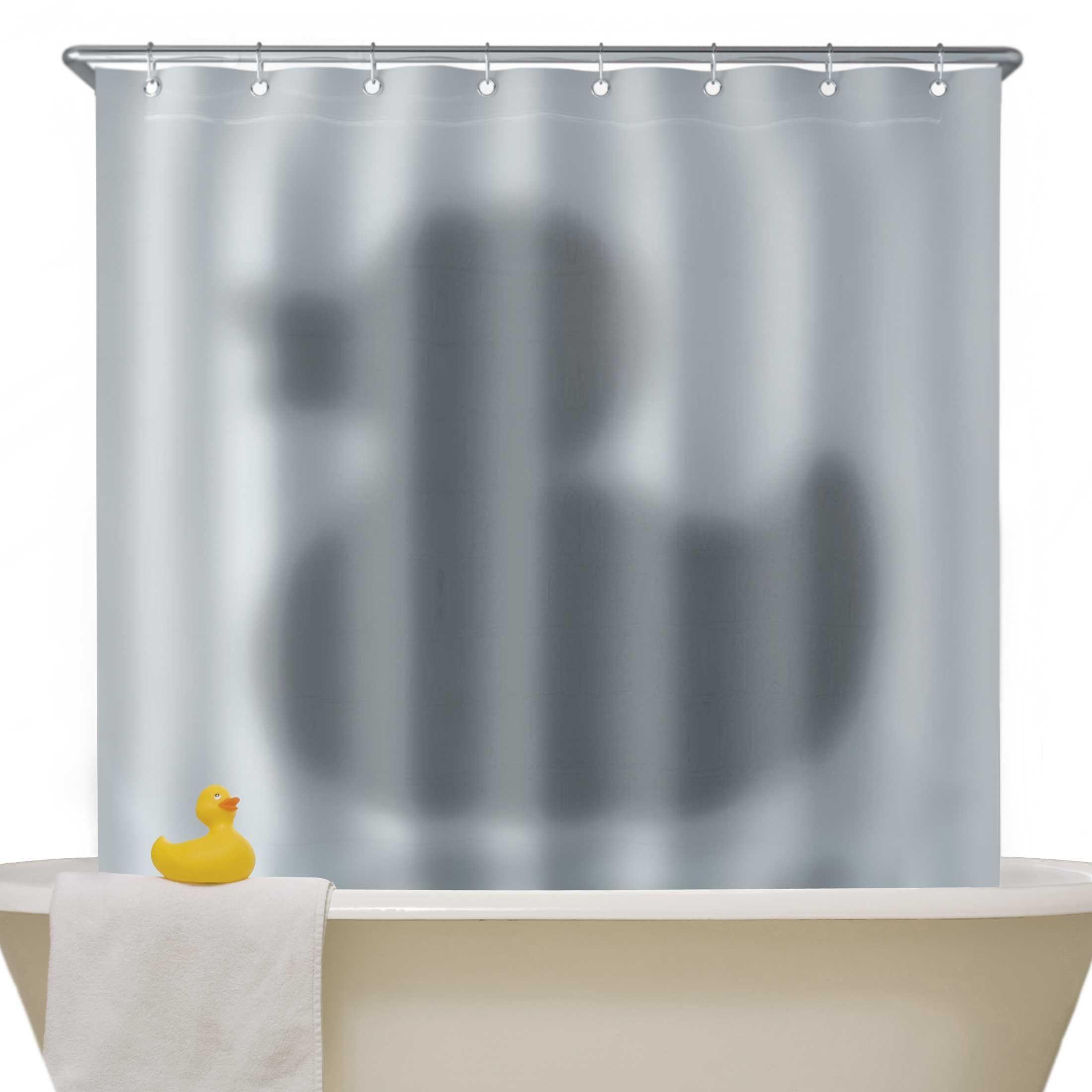 Занавеска для ванной Shadow of the DuckПодарки<br>Занавеска для ванной Shadow of the Duck<br>Размер: 180 см.; Объем: None; Материал: Полиэстер; Цвет: None;