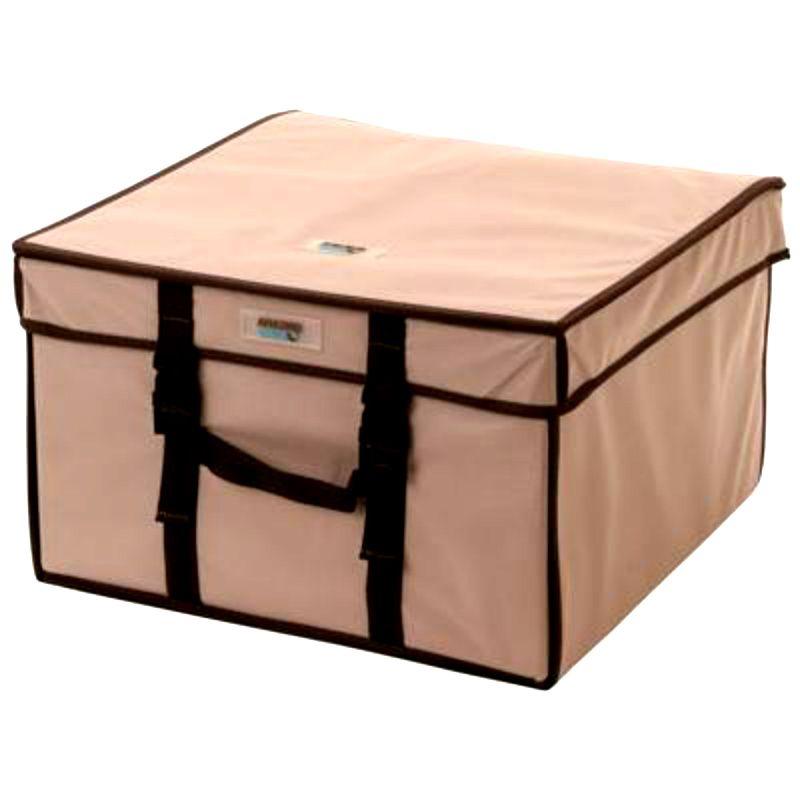 Вакуумная сумка для хранения Vacuum Compressed Storage BagБизнес аксессуары<br>Большая сумка<br>Размер: 80 х 90 см.; Объем: None; Материал: None; Цвет: Коричневый;