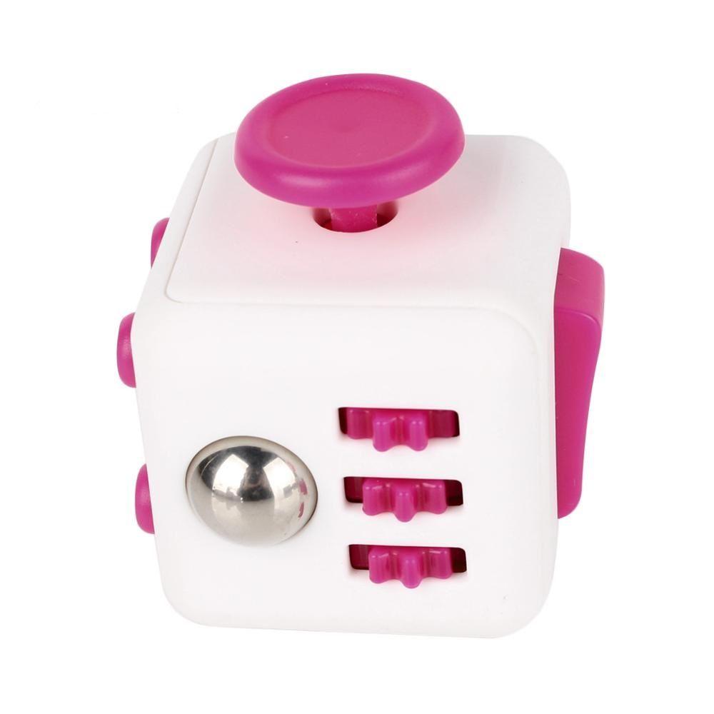 Купить со скидкой Игрушка - антистресс кубик Fidget Cube Berry