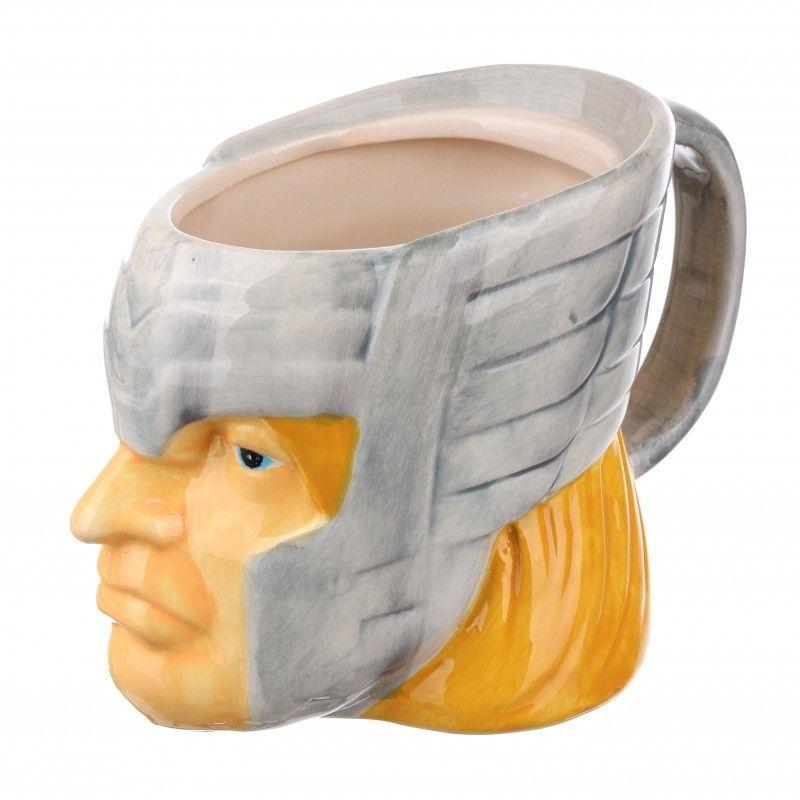Кружка ThorНовый год<br>Кружка Thor<br>Размер: 400 мл; Объем: None; Материал: Керамика; Цвет: None;