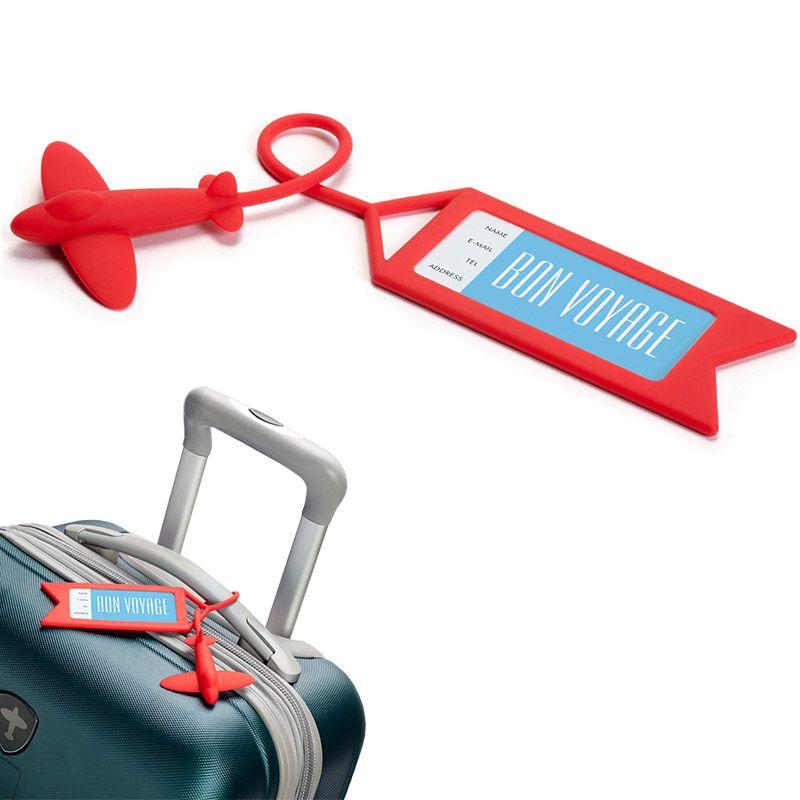 Бирка для багажа Tag me краснаяПодарки<br>Бирка для багажа Tag me красная<br>Размер: 29.7 x 7.1 x 2.7 см.; Объем: None; Материал: Силикон; Цвет: Красный;