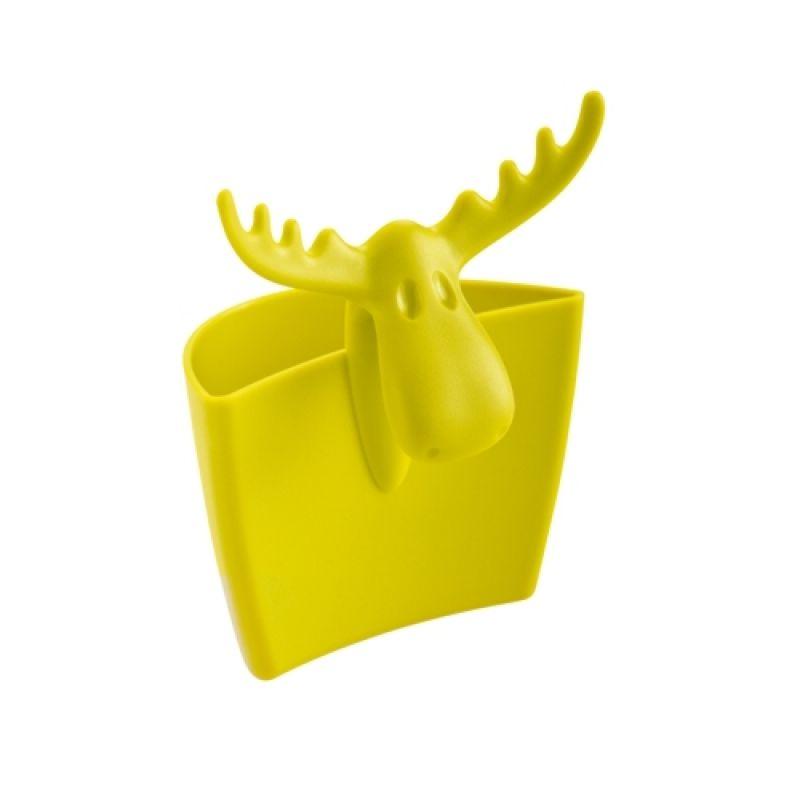 Подвеска для кружки Rudolf, горчичный от Koziol