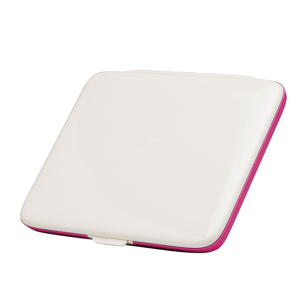 Ланч-Бокс Foodbook РозовыйПодарки<br>Ланч-Бокс Foodbook (Розовый)<br>Размер: 27 х 22 х 2 см; Объем: None; Материал: Пластик; Цвет: Розовый;