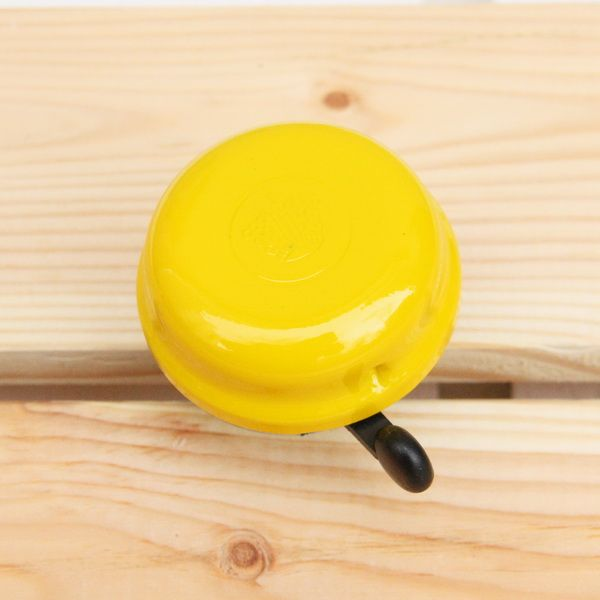 Звонок для велосипеда it`s my!bike СолнечныйПодарки<br>Звонок для велосипеда it`s my!bike Солнечный<br>Размер: None; Объем: None; Материал: Сталь; Цвет: Желтый;