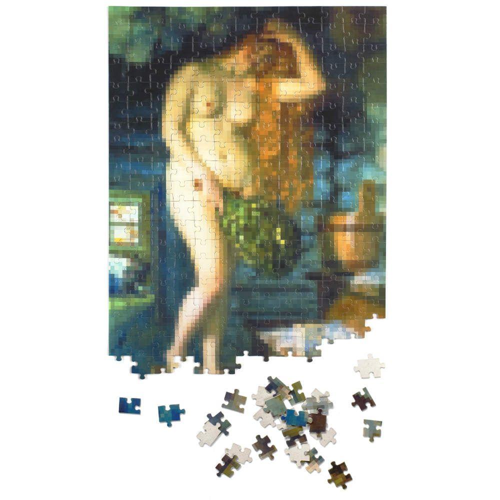 Купить со скидкой Пазлус Пикселюс Русская Венера