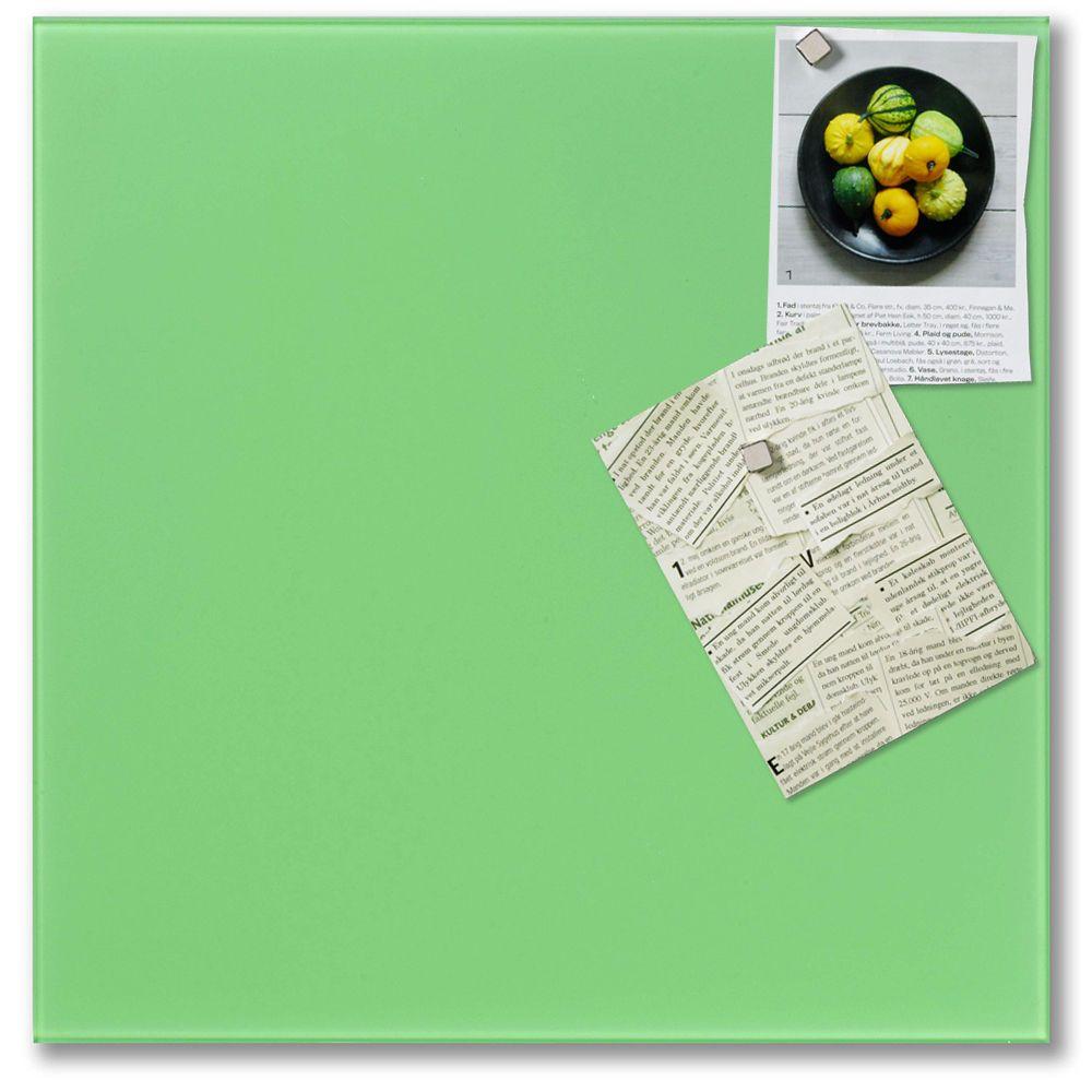 Стеклянная магнитно-маркерная доска Зеленая Askell 45x45Маме<br>Стеклянная магнитно-маркерная доска Зеленая Askell 45x45<br>Размер: 45 х 45 см.; Объем: None; Материал: Стекло; Цвет: Зеленый;